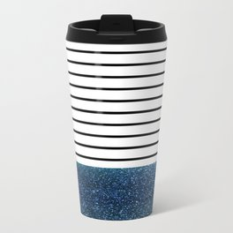 MaRINiera with night blue Travel Mug