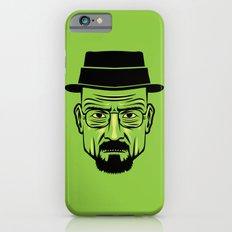 Walter White Portrait.  iPhone 6s Slim Case
