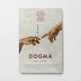 Dogma Metal Print