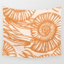 AMMONITE COLLECTION ORANGE by chiccabesso