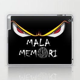 Mala Memori Laptop & iPad Skin
