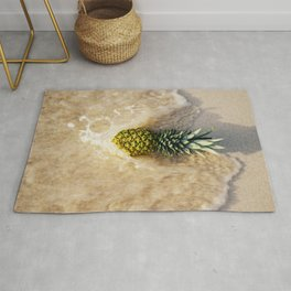 Pineapple Love Rug