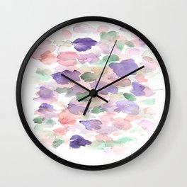 150725 My Happy Bubbles 6 Wall Clock