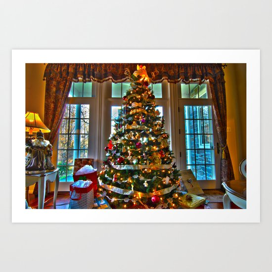 """""""The Most Wonderful Time of the Year"""" Art Print"""