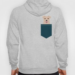 Blair - Norfolk Terrier gifts for dog lovers and pet owner gift ideas. Dog people gifts Hoody