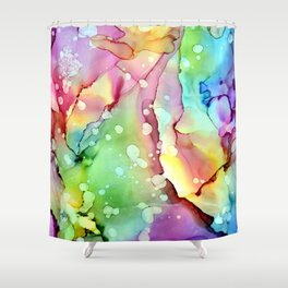 """Say """"No"""" To Monday! Shower Curtain"""