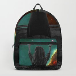 Window to Another World Backpack