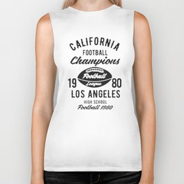california football champions Biker Tank