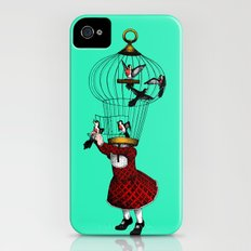 the cage Slim Case iPhone (4, 4s)