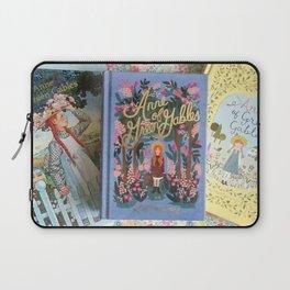 Anne of Green Gables Books Laptop Sleeve