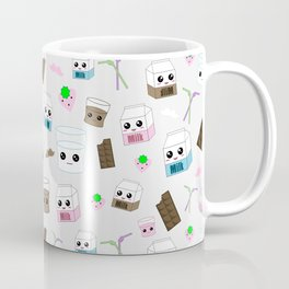 Kawaii Milk  Coffee Mug
