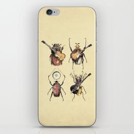 Meet the Beetles iPhone Skin