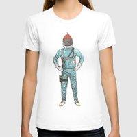 zissou T-shirts featuring Zissou In Space by Florent Bodart / Speakerine