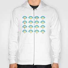 Emoticonal Monkey Hoody