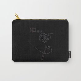 love yourself bts Carry-All Pouch