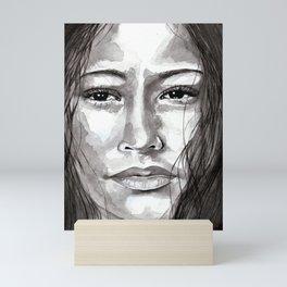 Lenny Mini Art Print