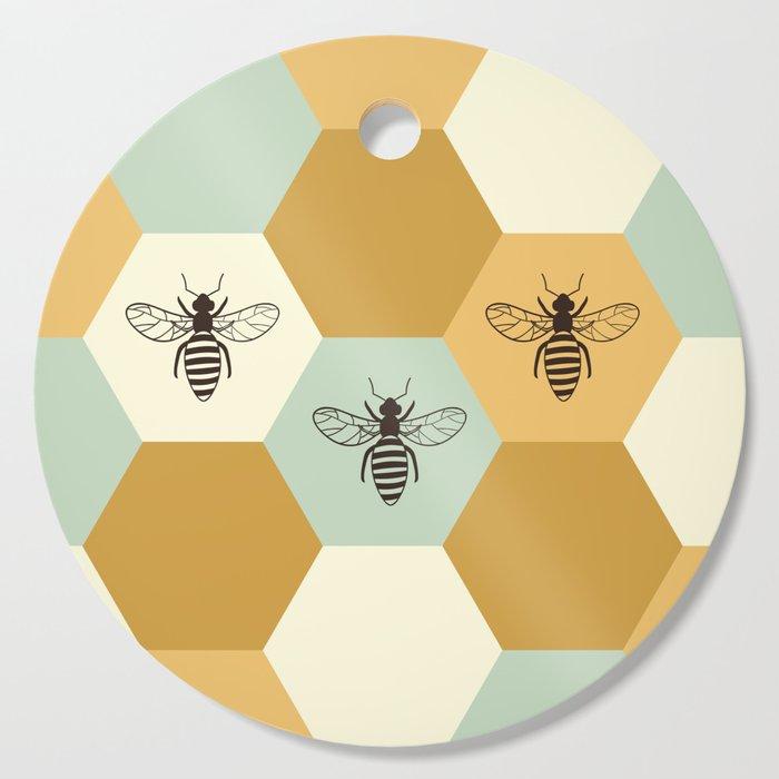 Beehive Cutting Board