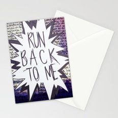 Come Back To Me Stationery Cards