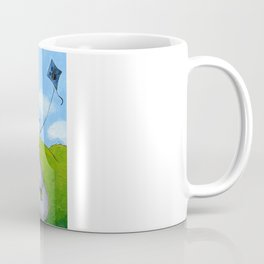 Kite Flier Coffee Mug