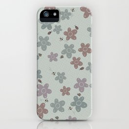Pocketful of Daisies iPhone Case