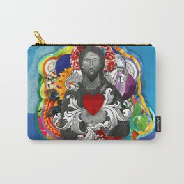 Sagrado Coração de Jesus (Sacred Heart) #2 Carry-All Pouch