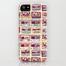 Nobody's records iPhone Case