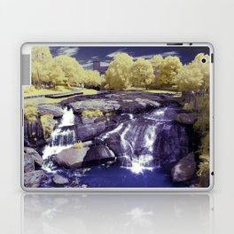 Falls Park on the Reedy in Greenville, South Carolina, A beautiful park space. Laptop & iPad Skin