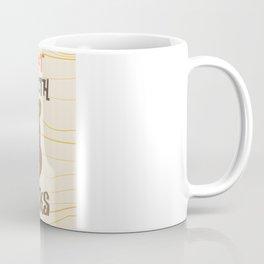 Beaver Toothpicks II Coffee Mug