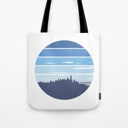 New York in the Spring Tote Bag