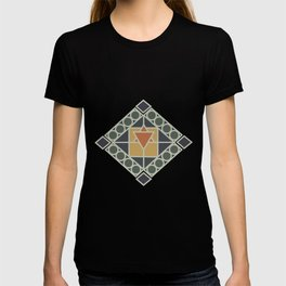 Symbolism Aztecs Maya Natives Pyramid Gift T-shirt