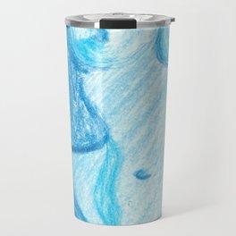 Blue Nude Travel Mug