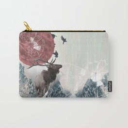 The Nature of Analysis Carry-All Pouch