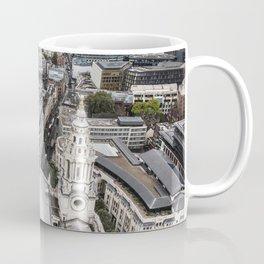 London Aerial View - United Kingdom Coffee Mug