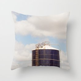 Silo Throw Pillow