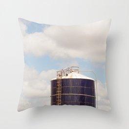 Silo Throw Pillow
