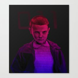 011 Canvas Print