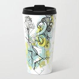 Disorganized Travel Mug