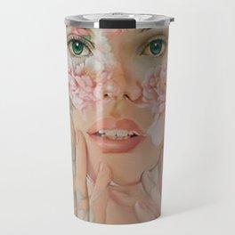 innocent face Travel Mug