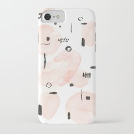 Abstract-PB iPhone Case