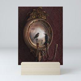 Brooke Figer - Reflection on Perception Mini Art Print