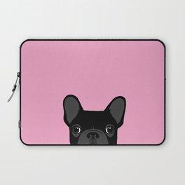 French Bulldog Laptop Sleeve