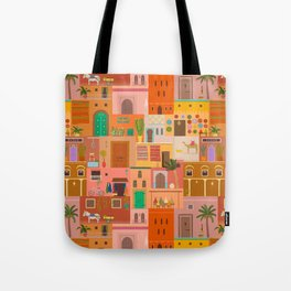 Marrakesh: The Red City Tote Bag