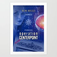 Operation Centerpoint Art Print