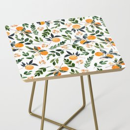 Orange Grove Side Table