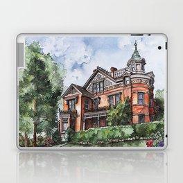 Armstrong Mansion Laptop & iPad Skin