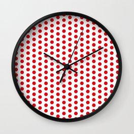 I Polka your face Wall Clock