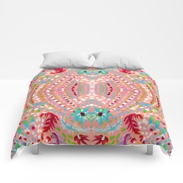Mexican Beach Vacation Comforters