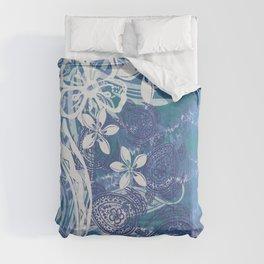 Hawaiian Tribal Honu's Comforters