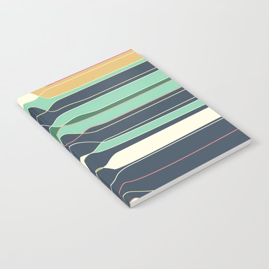 Don´t Move IX Notebook