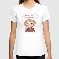 enjolras T-shirts featuring Enjolras Reminder by Antisepticbandaid